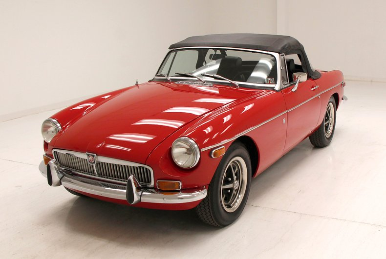 1971 MG MGB For Sale