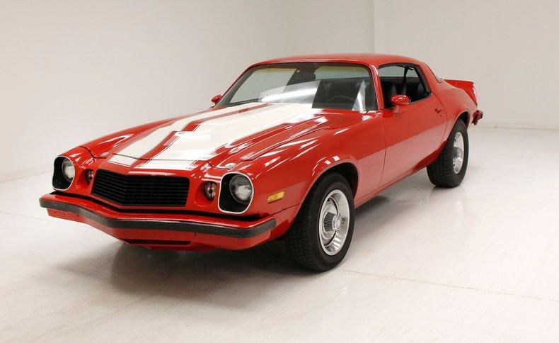 1977 Chevrolet Camaro For Sale