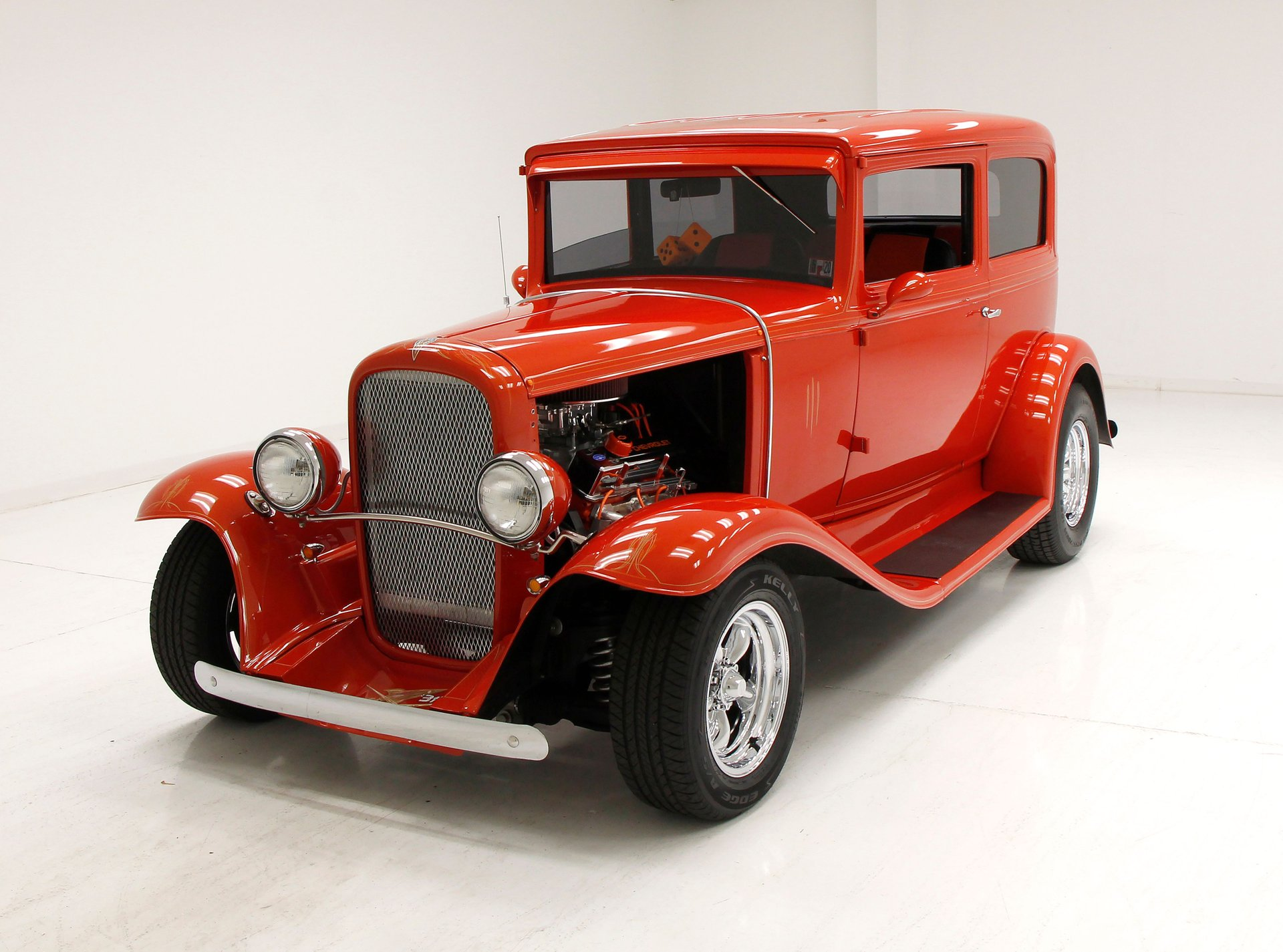 1931 Oldsmobile 2 Door Sedan