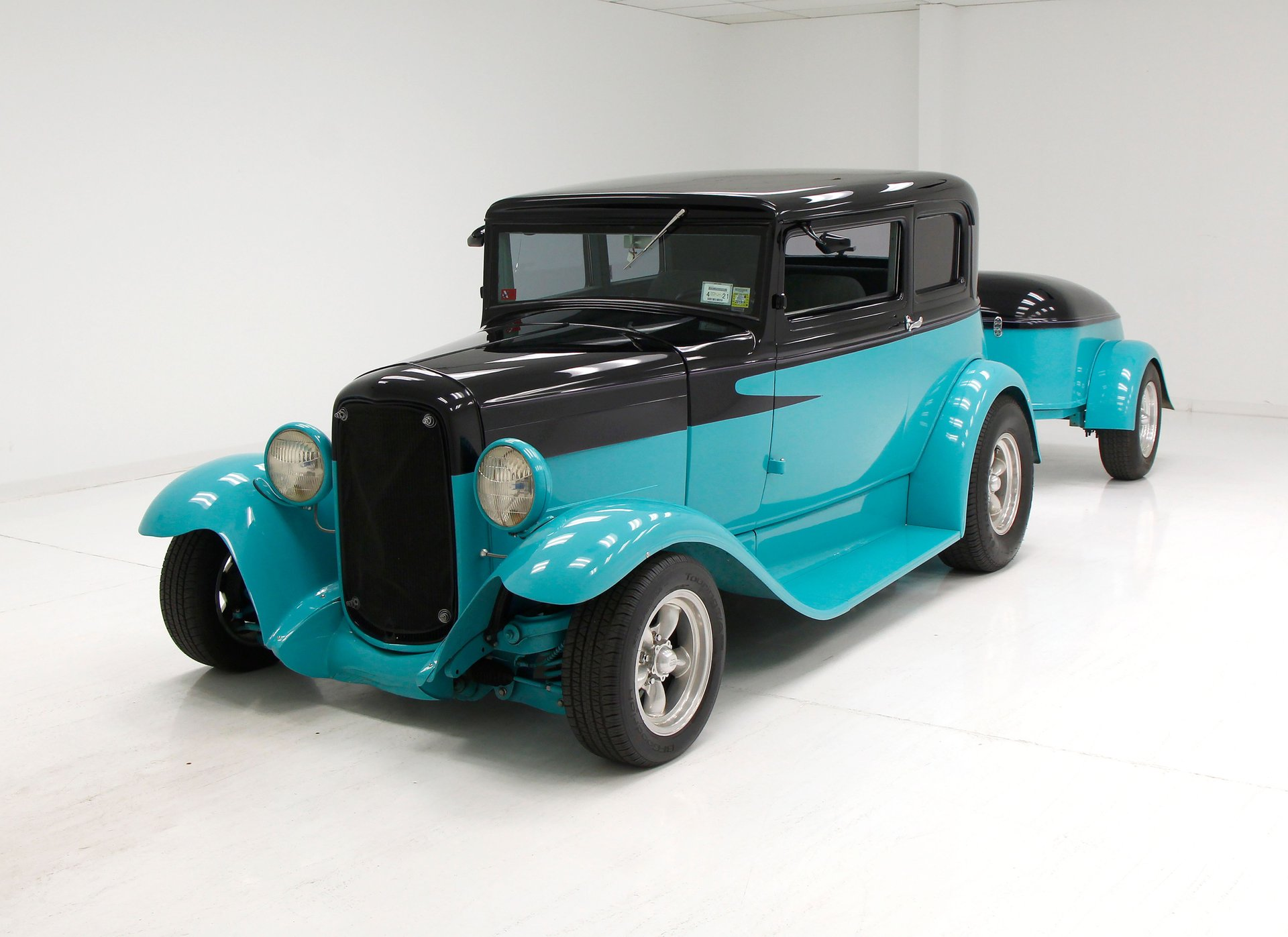 1930 Ford Vicky