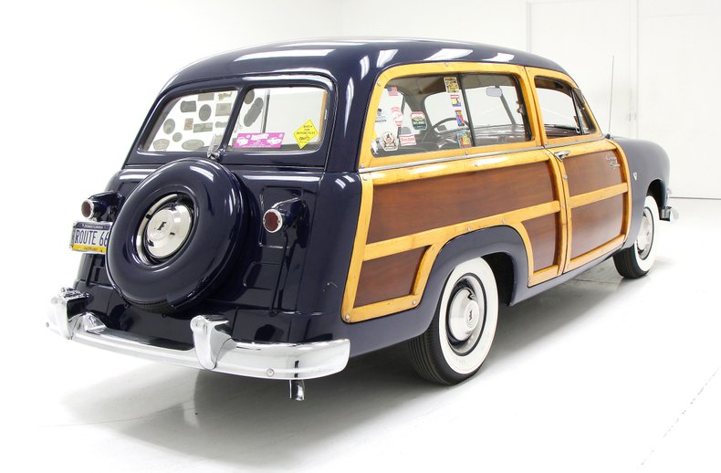 1951 Ford Country Squire 5