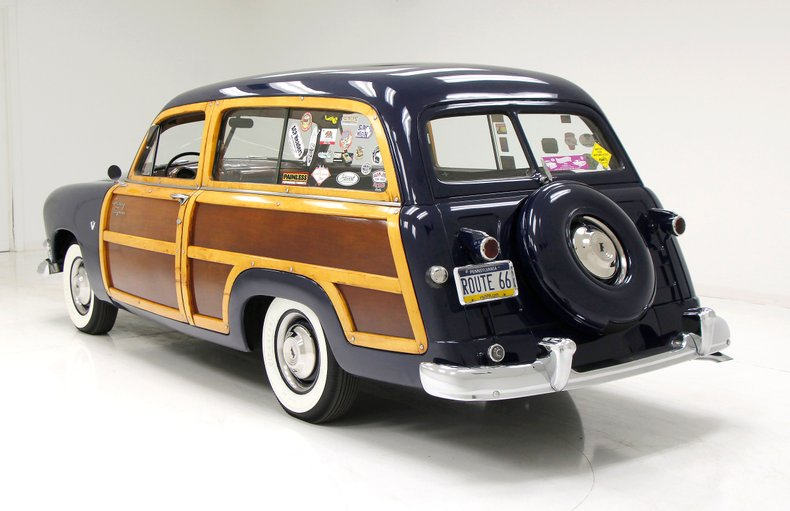 1951 Ford Country Squire 3