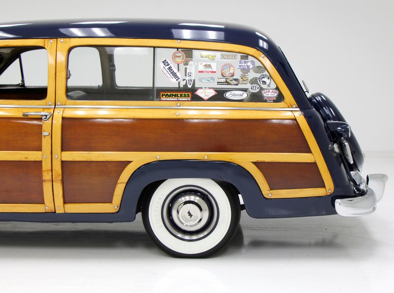 1951 Ford Country Squire 18