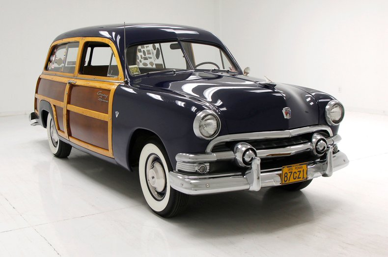 1951 Ford Country Squire 6