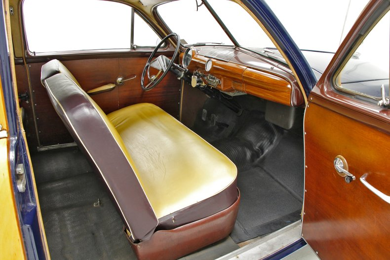 1951 Ford Country Squire 25