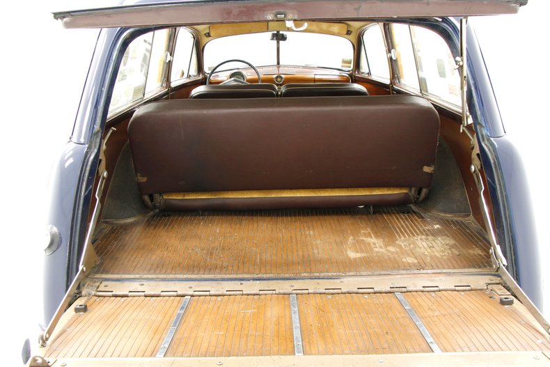 1951 Ford Country Squire 20