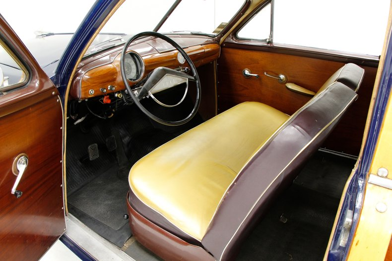 1951 Ford Country Squire 22