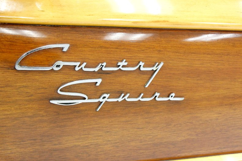 1951 Ford Country Squire 13