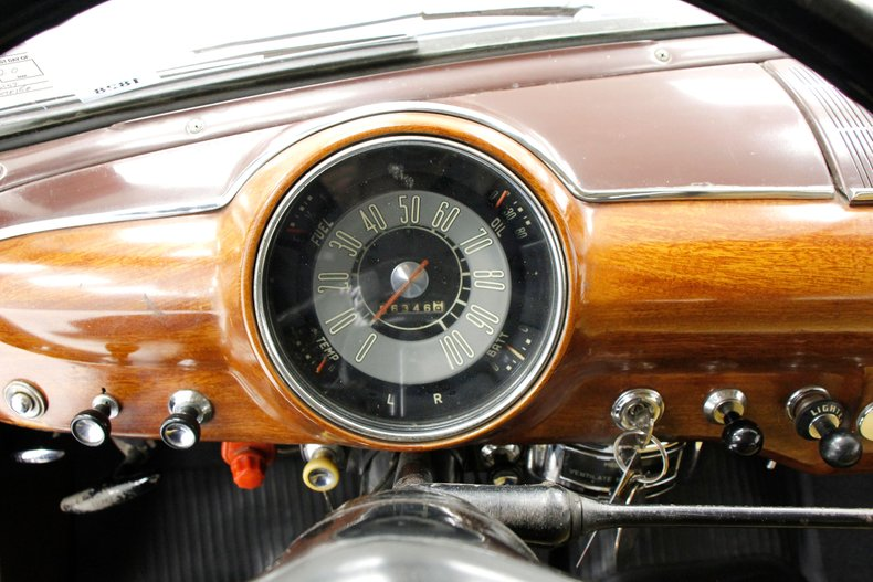 1951 Ford Country Squire 27