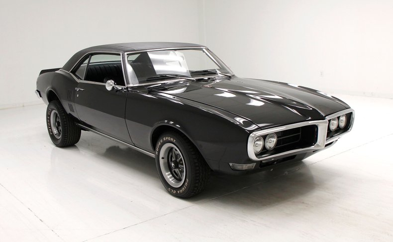 1968 Pontiac Firebird 6