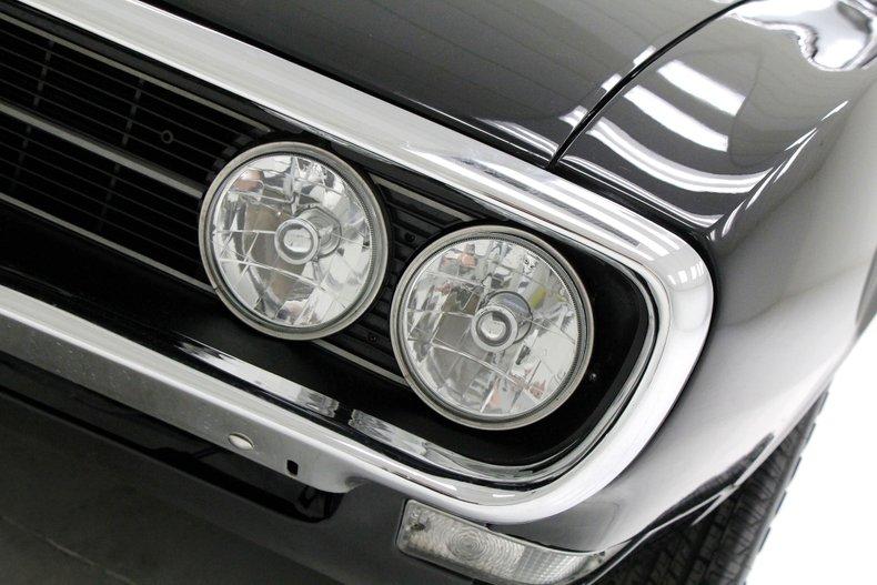 1968 Pontiac Firebird 9