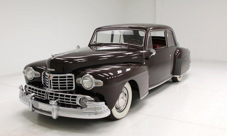 1948 Lincoln Continental 1