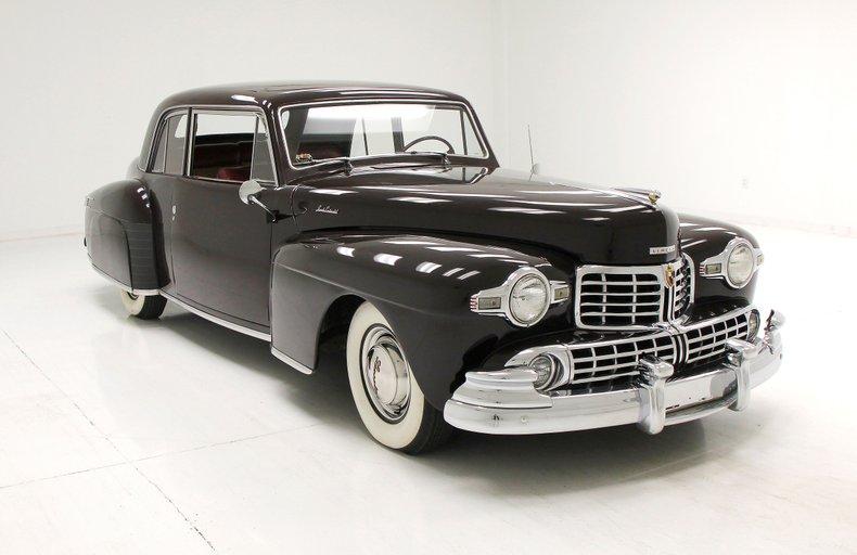 1948 Lincoln Continental 13