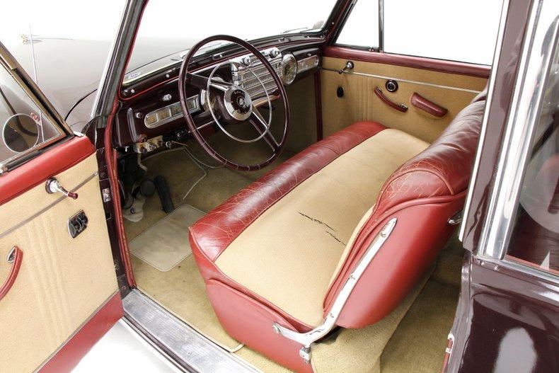 1948 Lincoln Continental 19