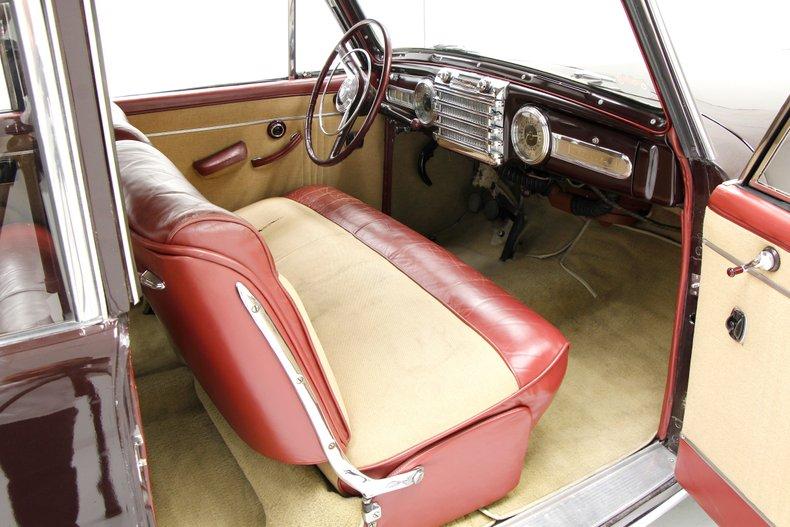 1948 Lincoln Continental 22