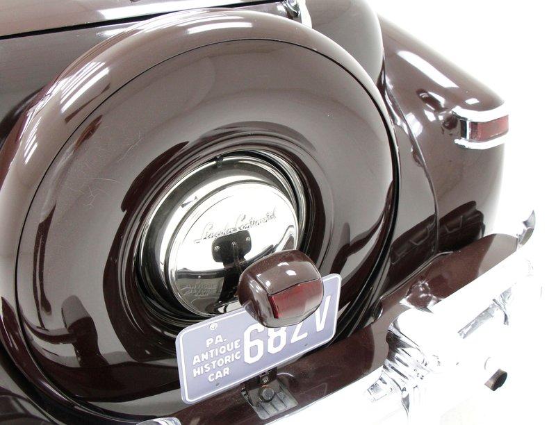 1948 Lincoln Continental 28
