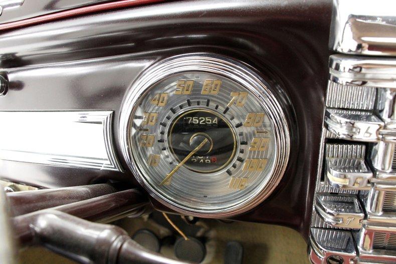 1948 Lincoln Continental 34