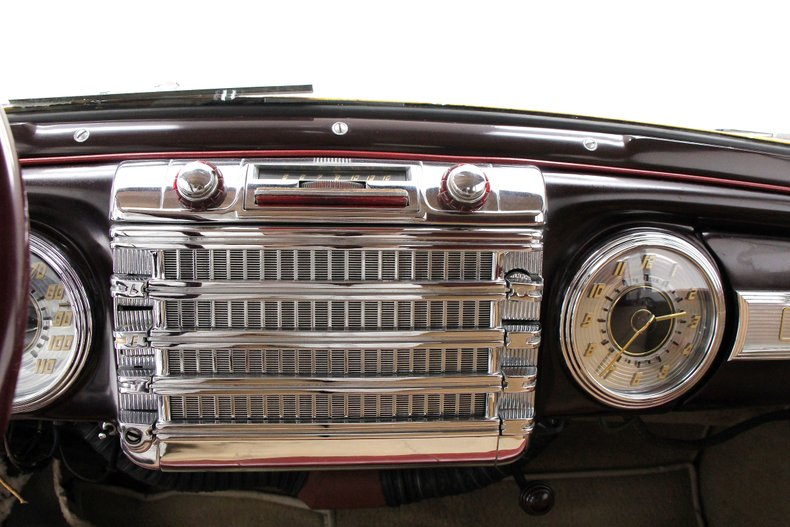 1948 Lincoln Continental 36