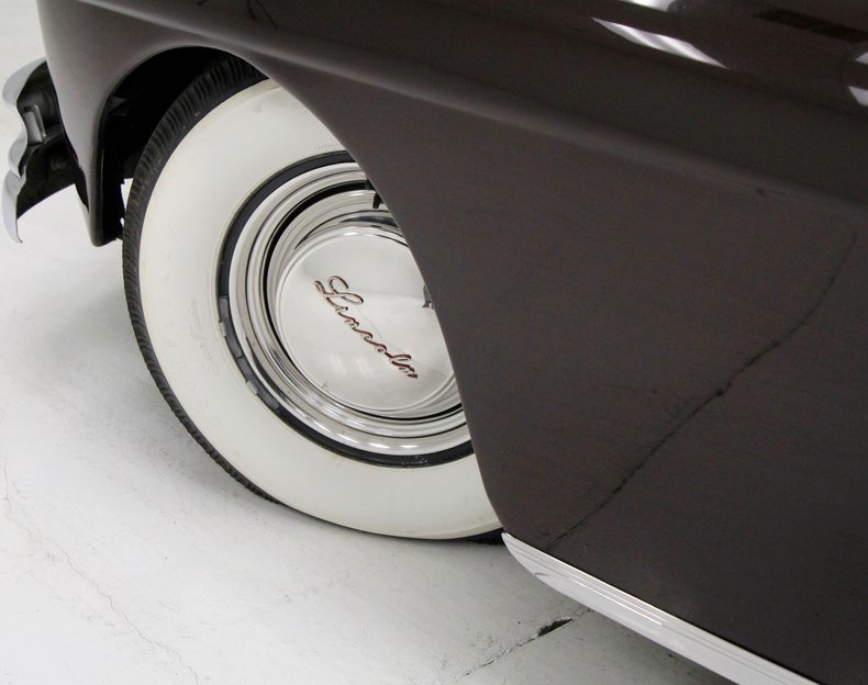 1948 Lincoln Continental 40