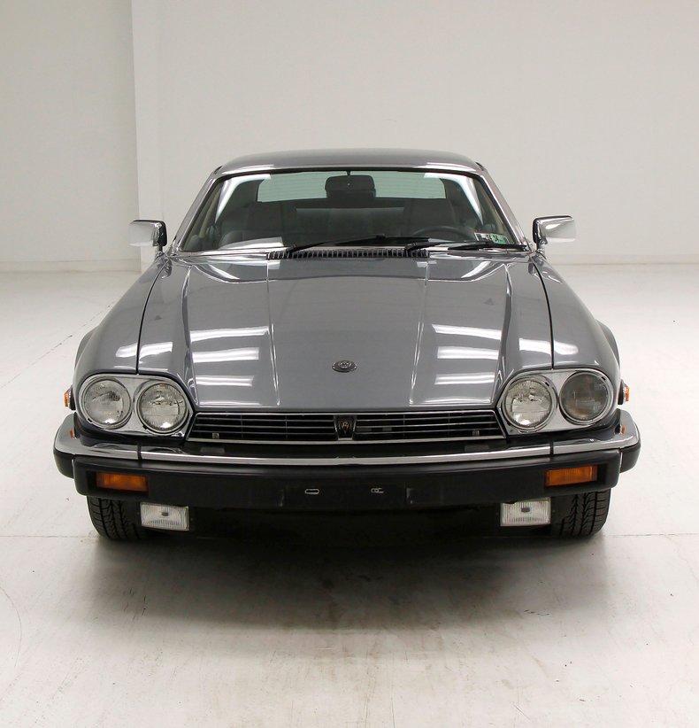 1987 Jaguar XJS For Sale | AllCollectorCars.com