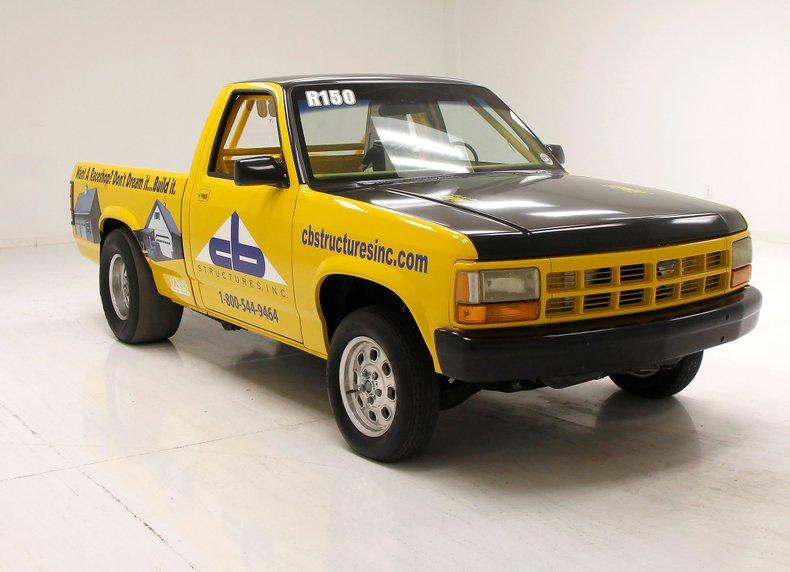 1996 Dodge Dakota 7