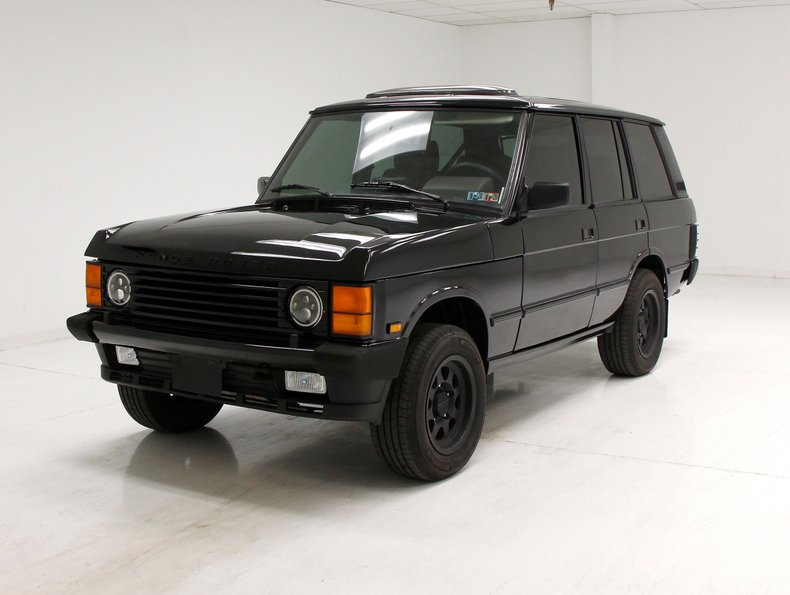 1990 Land Rover Range Rover For Sale