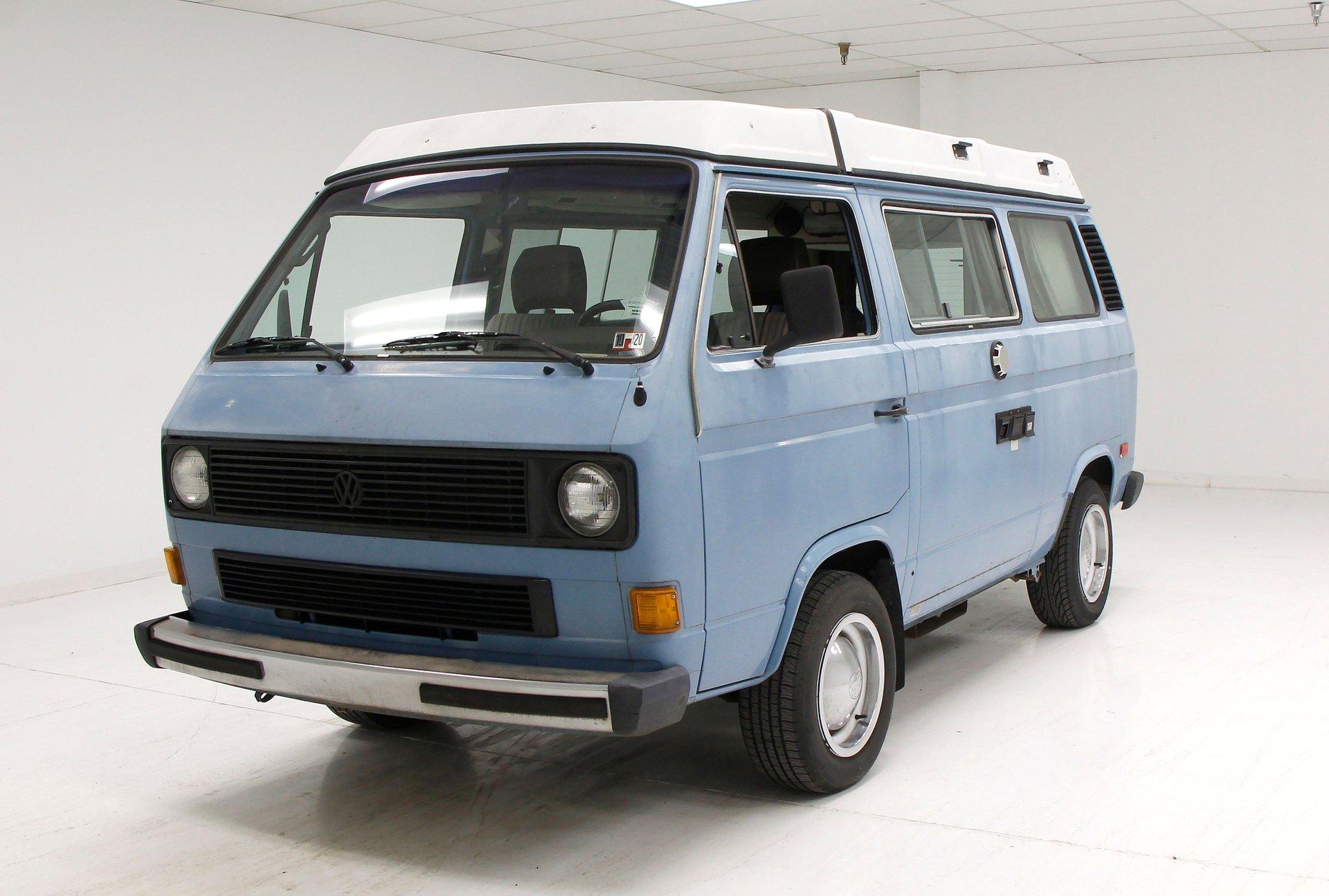 1982 Volkswagen Vanagon Classic Auto Mall