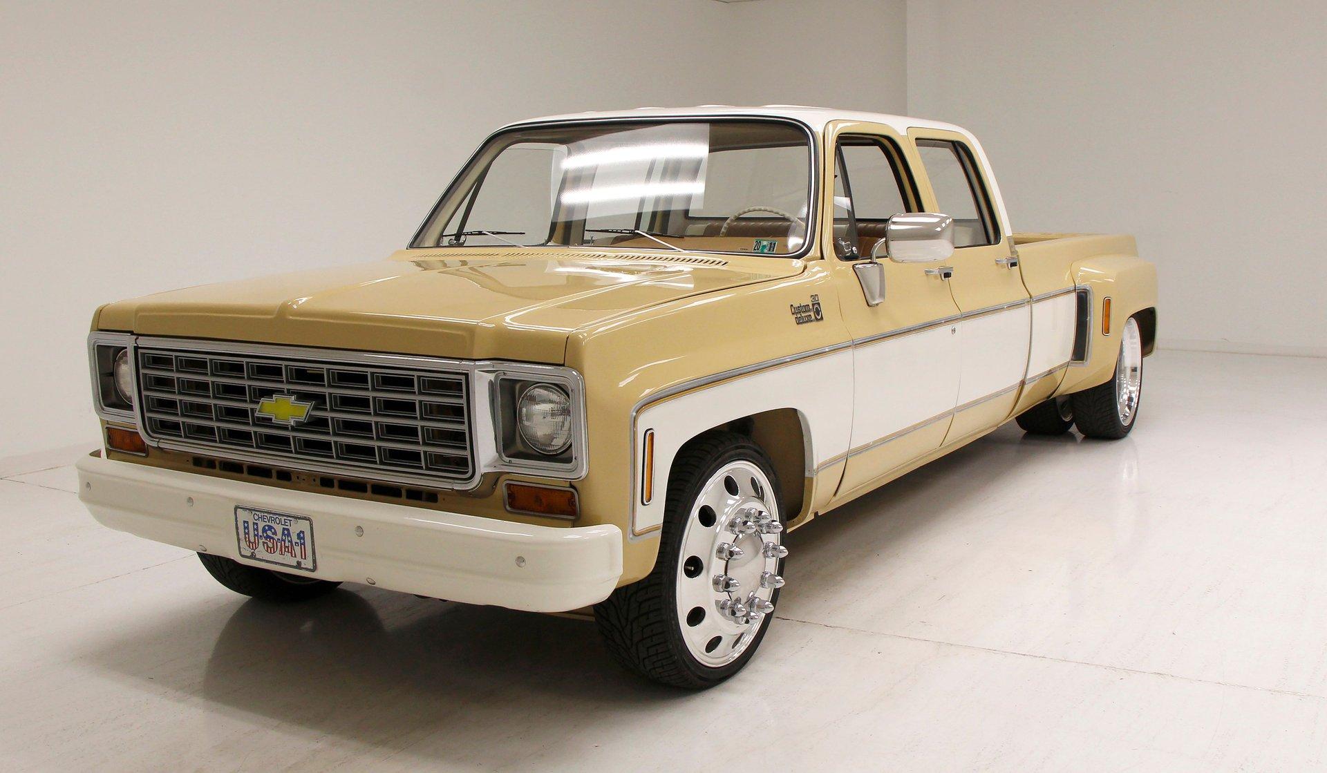1975 Chevrolet C30