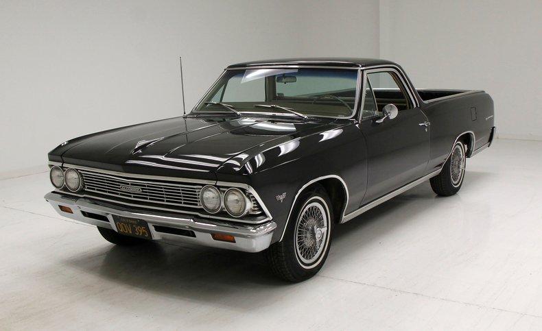 1966 Chevrolet El Camino For Sale