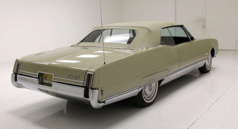 1968 Oldsmobile 98 13
