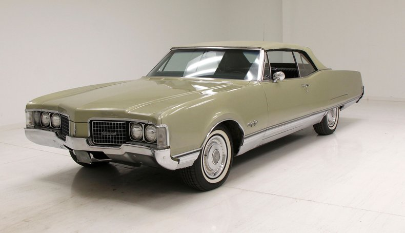 1968 Oldsmobile 98 7