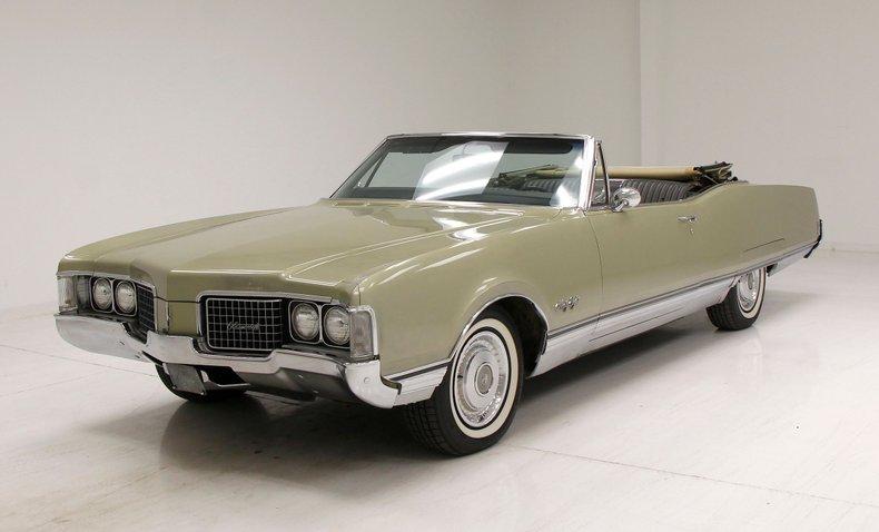 1968 Oldsmobile 98 9