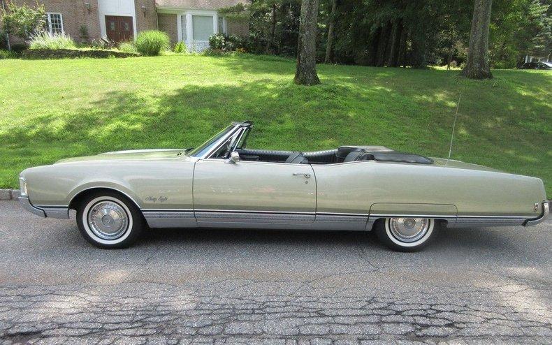 1968 Oldsmobile 98 1