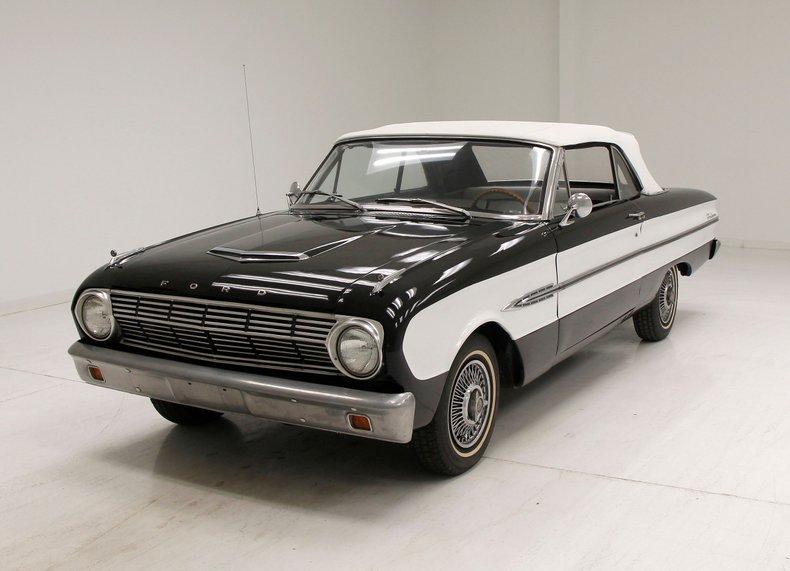 1963 Ford Falcon 1