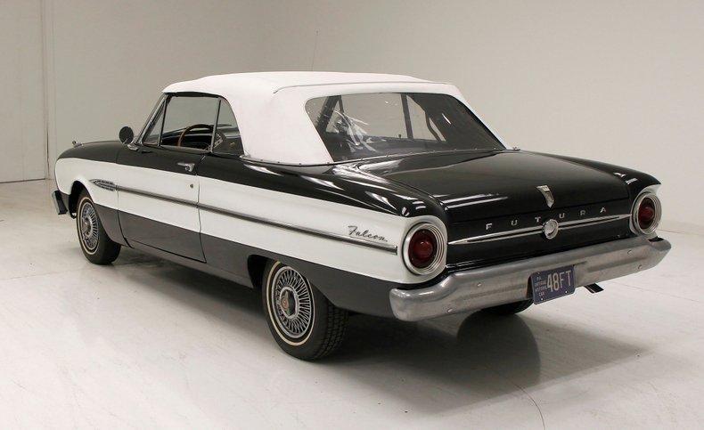 1963 Ford Falcon 3