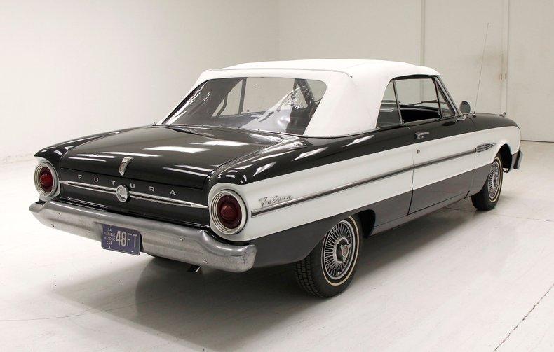 1963 Ford Falcon 7