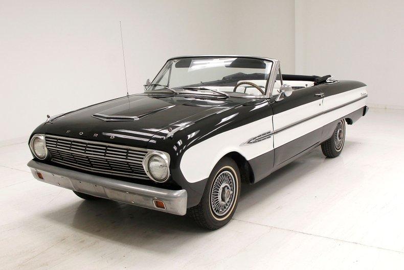 1963 Ford Falcon 4