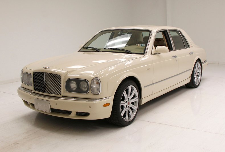 2001 Bentley Arnage For Sale