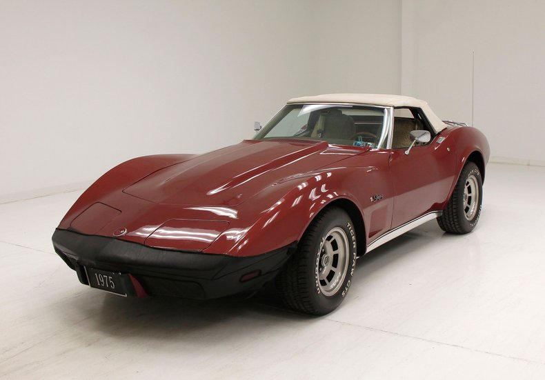 1975 Chevrolet Corvette Convertible 1