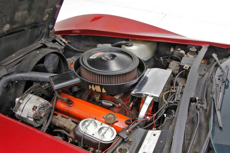 1975 Chevrolet Corvette Convertible 16