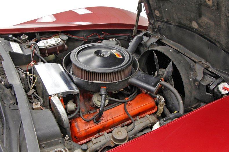 1975 Chevrolet Corvette Convertible 17