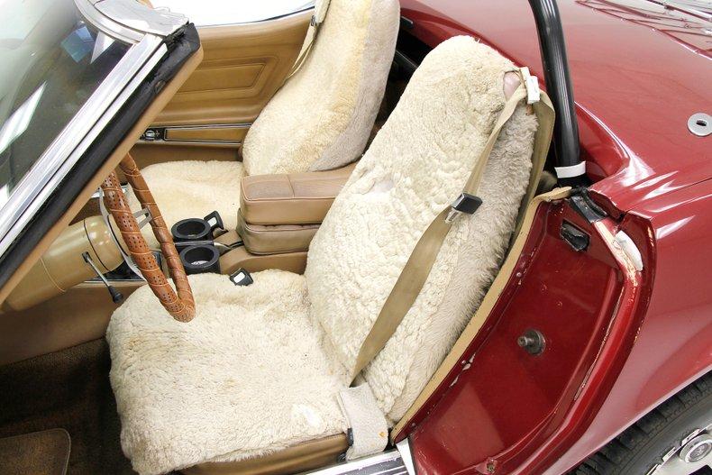 1975 Chevrolet Corvette Convertible 20