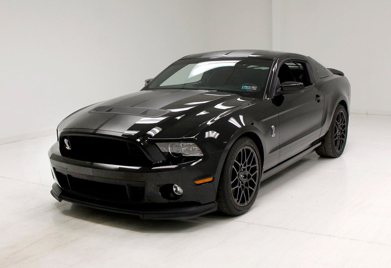 2013 Ford Shelby GT500 1