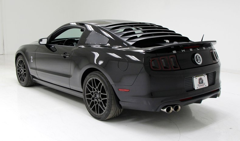 2013 Ford Shelby GT500 3