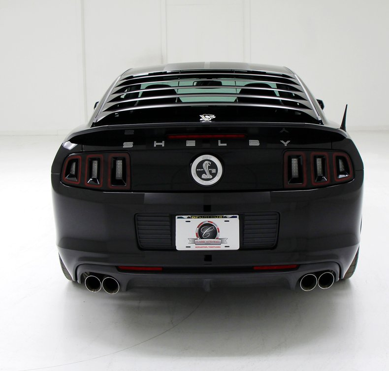2013 Ford Shelby GT500 4