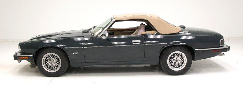 1993 Jaguar XJS Convertible 2