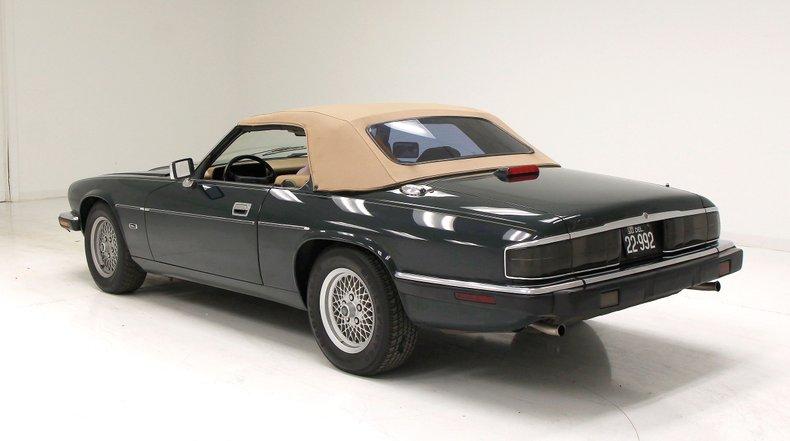 1993 Jaguar XJS Convertible 3