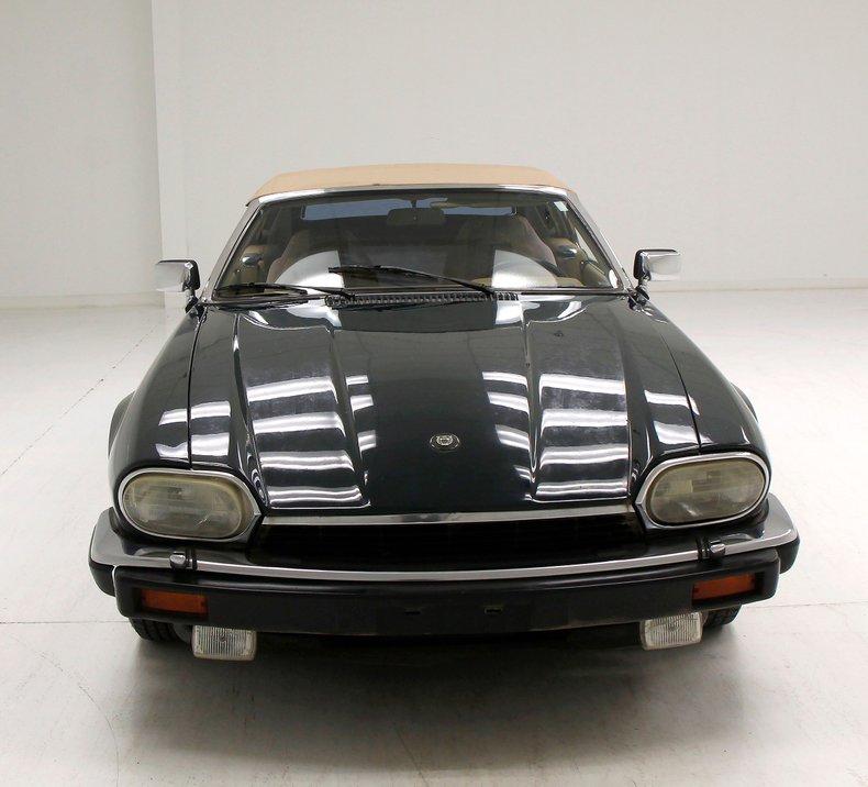 1993 Jaguar XJS Convertible 9