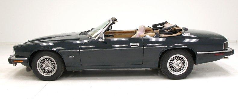 1993 Jaguar XJS Convertible 6