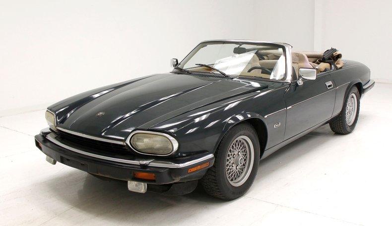 1993 Jaguar XJS Convertible 4